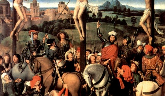 memlingcrucifixion